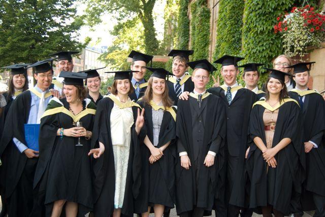 Graduation, July 2008