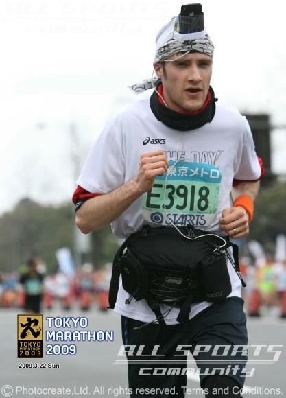 joseph tokyo marathon 14